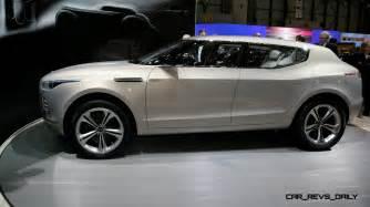 Aston Martin Suv Concept Concept Debrief 2009 Aston Martin Lagonda Suv Concept