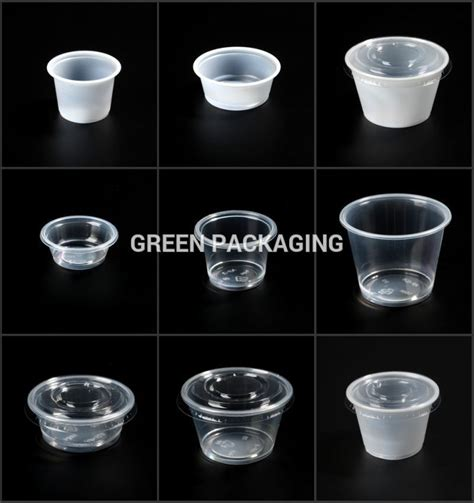 Cup Mini 75 Cc clear disposable plastic dessert cup or plastic mini cup jelly supplier buy clear plastic