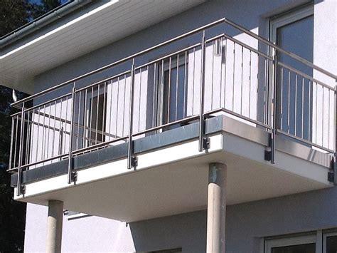 balkongeländer aus edelstahl metallbau kliewer balkongel 228 nder edelstahl