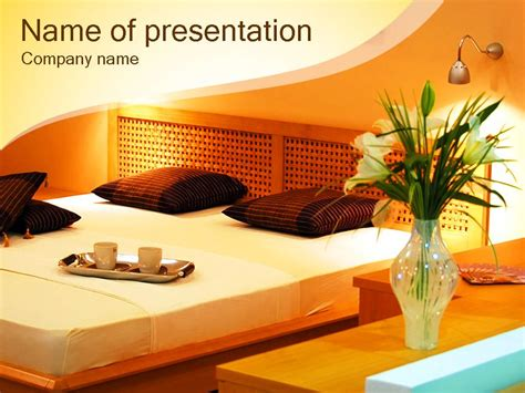 Hotel Powerpoint Template 2 แจก Powerpoint Template สวยๆ Hotel Powerpoint Presentation Templates