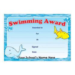 swimming certificate pictures to pin on pinterest