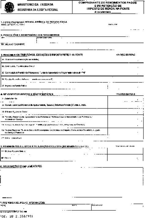 comprovante de rendimentos pagos e de reteno de imposto de renda 2016 do inss comprovante 03 2000 htm