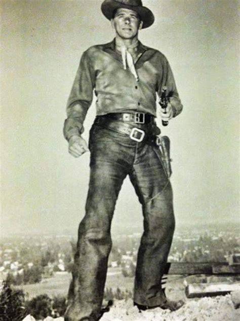 film cowboy ronald reagan 118 best ronald reagan images on pinterest american