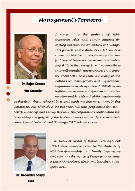 Mba Yearbook Photos by Envisage 2012 The Yearbook And Magazine Mba E Fb Nmims