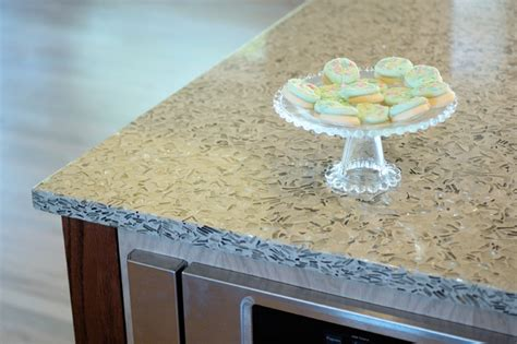 Recycled Glass Kitchen Countertops by Recycled Glass Kitchen Countertops San