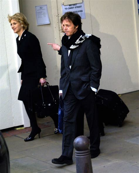 Mills Wants Paul Mccartney Back Snarky Gossip 6 by Sir Paul Mccartney And Mills Attend Divorce