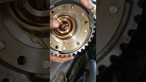 volvo vvt hub  timing belt inspection youtube