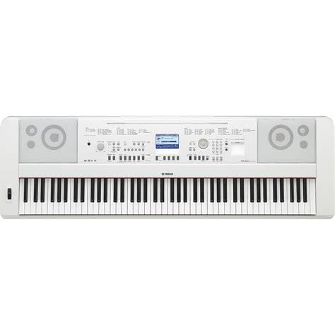 Keyboard Yamaha Dgx yamaha dgx 650 wh 171 digital piano