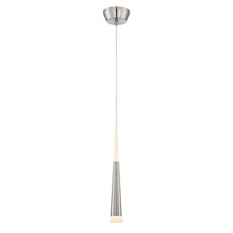 home depot hanging ls filament design 2 light polished steel pendant cli