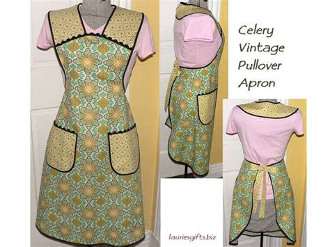 apron embroidery pattern vintage apron patterns free 40s style full aprons