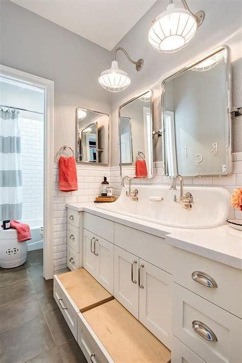 kids bathroom mirrors rejuvenation bingham pivoting rounded rectangle mirrors