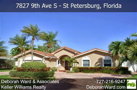 Garage Sales St Petersburg Florida by Luxury Waterfront Home For Sale Yacht Club Estates St
