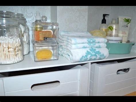 Organizing Bathroom Sink by Bathroom Organization The Sink