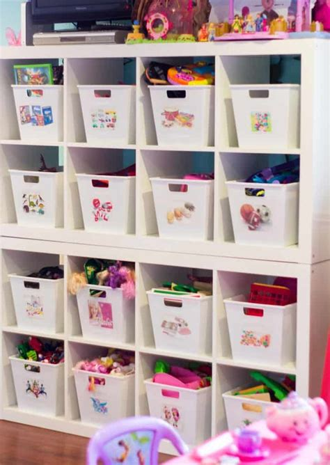 organizing store an organized playroom clutterbug me