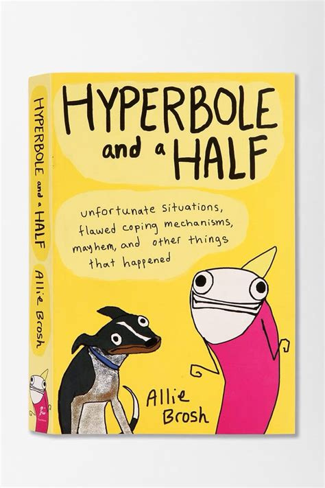 hyperbole and a half hyperbole and a half books worth reading