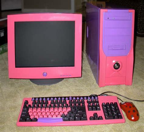 purple computer desk project pink n purple