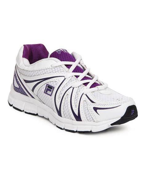 fila sport shoe fila white sport shoe for price in india buy fila