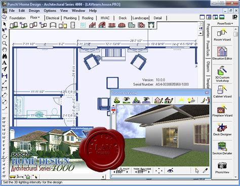 punch home design as4000 free bonus