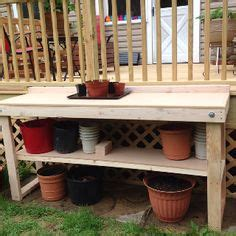 potting benches home depot 1000 potting benches on pinterest potting benches potting sheds and potting station