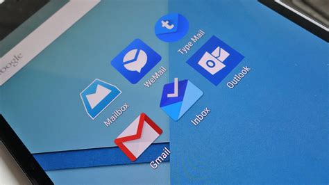 popular apps for android best email apps for android keep your inbox clutter free androidpit