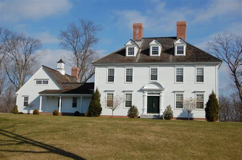 classic colonial homes cch new federal one traditional exterior boston by