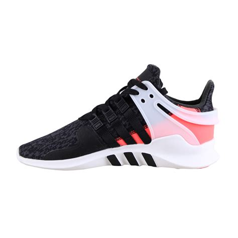 support shoes adidas shoe equipment support adv low sneaker black white