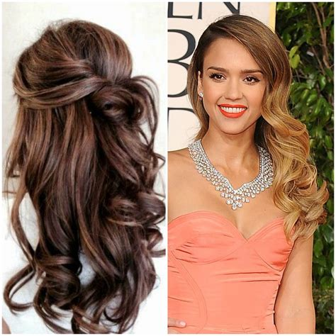 Wavy Prom Hairstyles by Hairstyle Trends For Prom No Updos Here