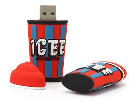 New 3d Custom Design Usb 20 Memory Flash Disk 8gb usbprintstore custom shape usb flash drives