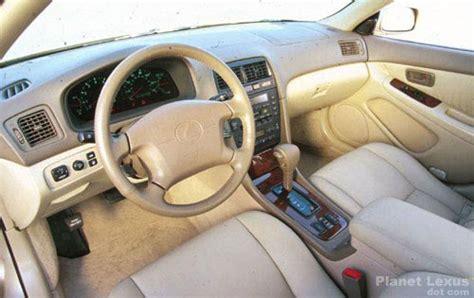 2001 lexus es300 interior lexus es300