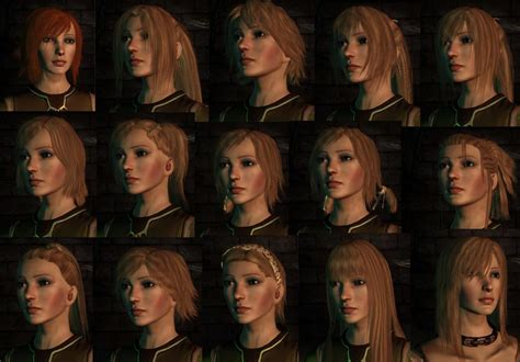 dragon age inquisition hairstyles more hairstyles at dragon age mods and community