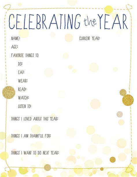 new year day activities 27 new year day activities and ideas tip junkie