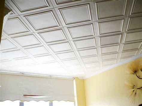 Polystyrene Ceiling Tile by Styrofoam Ceiling Tiles Decoist