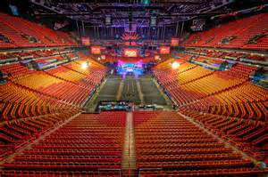 American Airlines Arena Floor Plan Waiting For The Thousands Market America At The American
