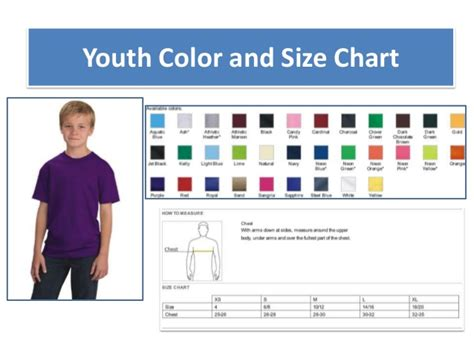 comfort colors size chart custom screen print short sleeve t shirts port company