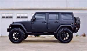 Jeep Matte