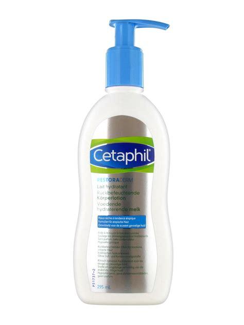 Cetaphil Moisturising galderma cetaphil restoraderm moisturising milk 295ml