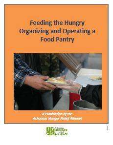 advocate arkansas hunger relief alliance