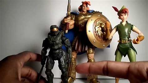 figure heroes disney heroes hercules figure review
