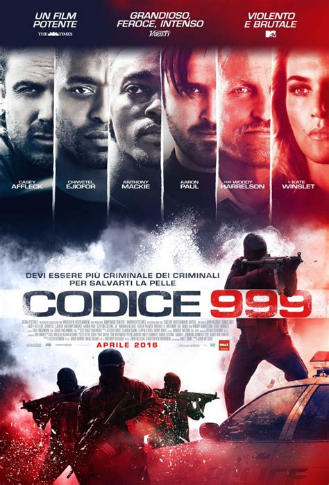 39 trailer ita codice 999 trailer e clip in italiano poster cast