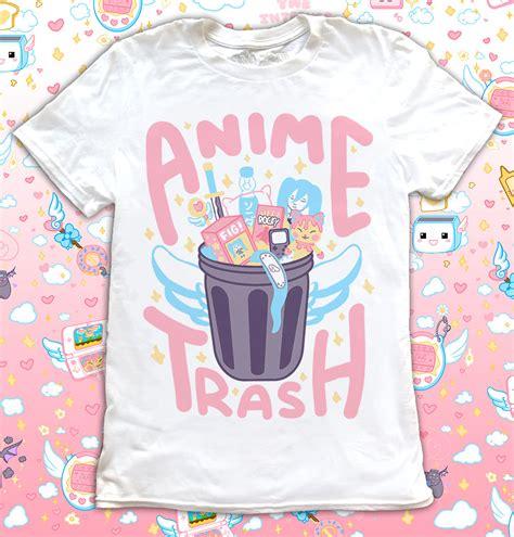 Yakult Kawaii Japanese Harajuku Tshirt anime trash t shirt magical kawaii mahou shoujo harajuku