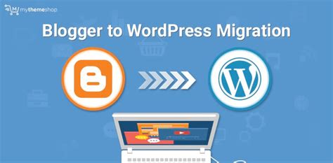 blogger or wordpress blogger to wordpress migration in less than 5 minutes