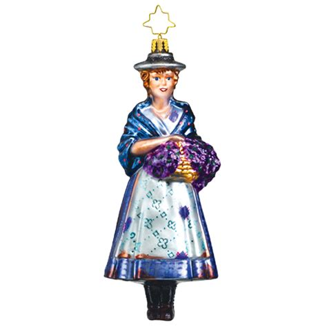 legends christmas ornaments angela lansbury broadway and legends on