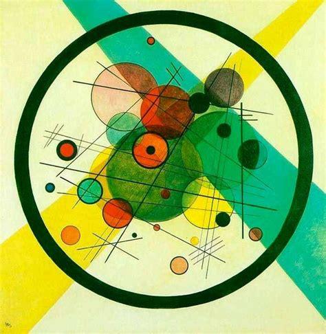 imagenes abstractas de kandinsky 5 lecciones de arte y vida del genial kandinsky