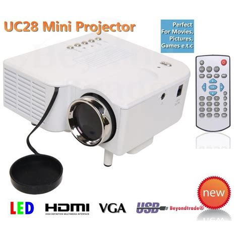 Mini Projector Uc28 Uc28 Unic Portable Mini Led Projector End 3 23 2019 6 51 00 Am Myt