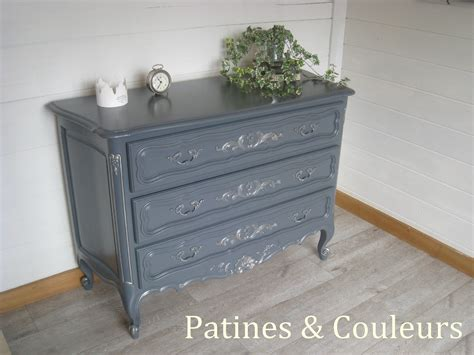 relooker commode patines couleurs