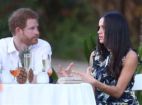 harry and meghan markle prince harry and meghan markle rendezvous in jamaica for
