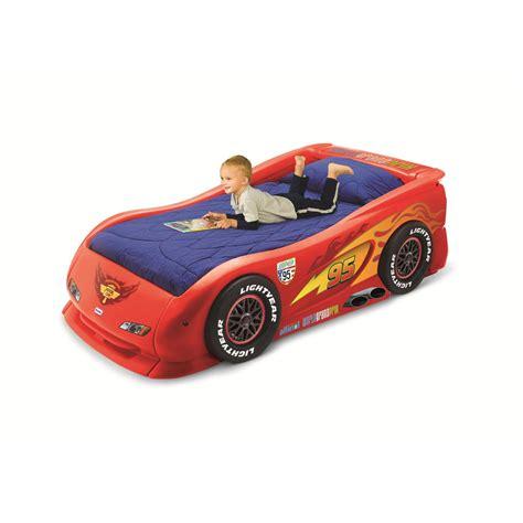 lightning mcqueen sports car twin bed ojcommerce