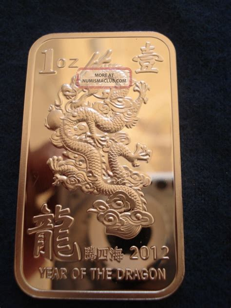 1 oz year of the silver bar 999 1 troy oz 999 silver bar year of the solid