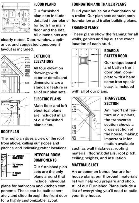 four lights tiny house plans the colvin tiny house floor plan by four lights