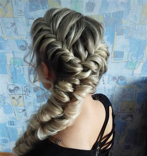 braiding thick hair 40 two french braid hairstyles for your perfect looks